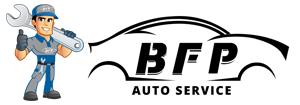 BFP Auto Service Logo